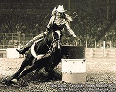 Jerri Duce - Hall of Fame cowgirl
