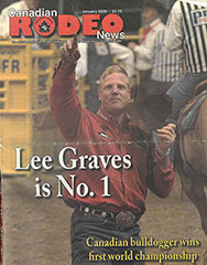 Lee Graves - World Champion