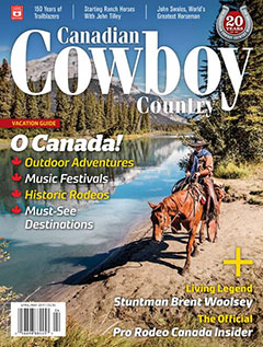 April-May Canadian Cowboy Country magazine
