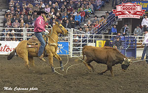 Jeremy Buhler - Team Roping Heeler