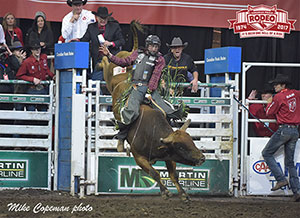 Jordan Hansen - 1st time WNFR qualifier - Copeman photo