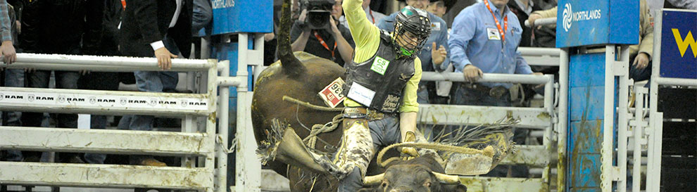 Dakota Buttar - 2015 Bull Riding Champion