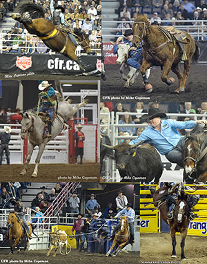 Redding Rodeo success for Canadians